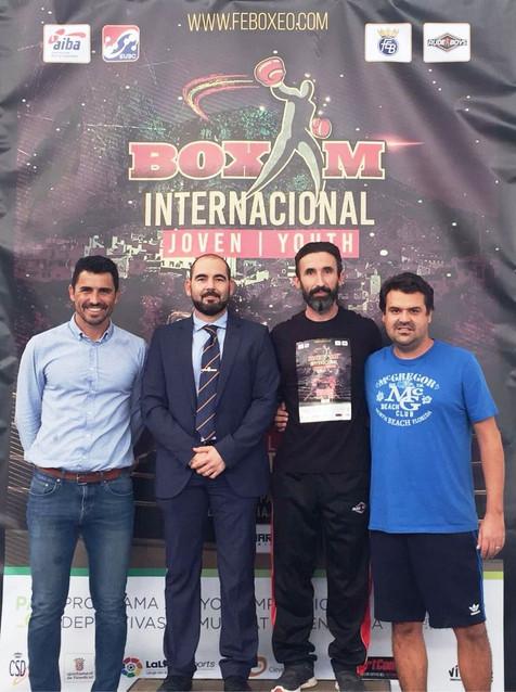 """Comienza el """"I Boxam Internacional Joven"""" de Finestrat con más de 150 deportistas de 19 países"""