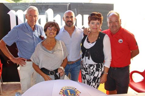 La Cancha de Golf del Albir acoge el domingo 18 el IV trofeo del Club de Leones