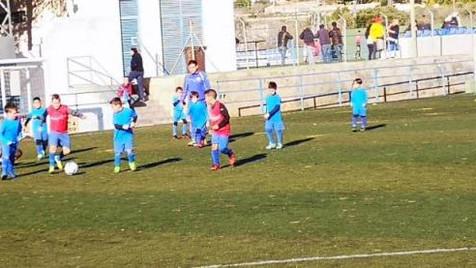 II Jornada de Fútbol Escolar en Villajoyosa