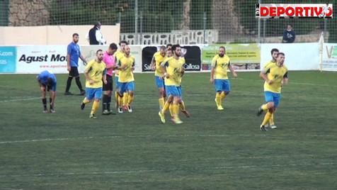 Vídeo resumen del partido entre el At. Callosa y el Benitachell