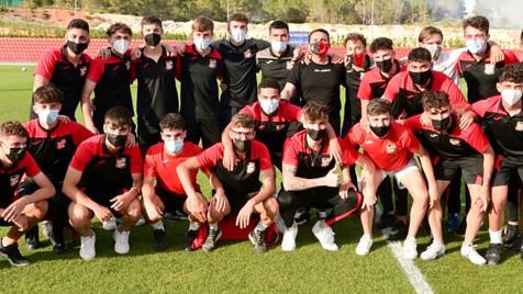 Ascenso a División de Honor del Juvenil del CF La Nucía