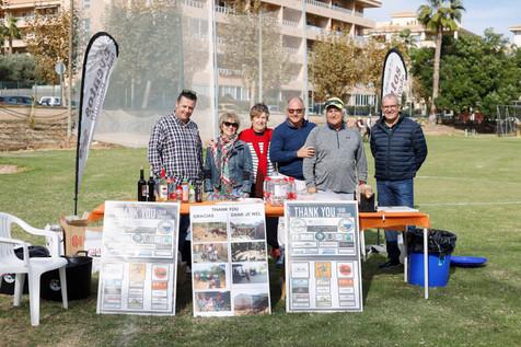 El Club de Golf de l'Alfàs-Albir ha celebrado este fin de semana su decimosexto aniversario