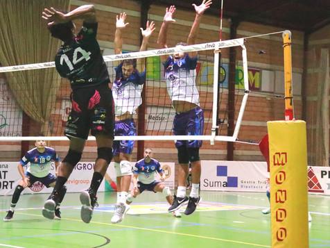 El Voleibol Benidorm ya conoce su calendario de la Copa Príncipe