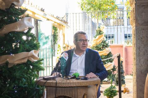 """Toni Pérez: """"El presupuesto de 2021 contempla 6 millones de euros para ayudas"""