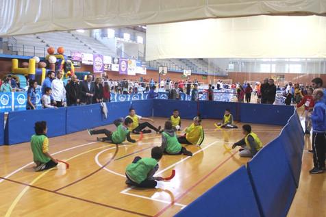 La Feria Deportiva Infantil de Benidorm vuelve al Palau por Navidad