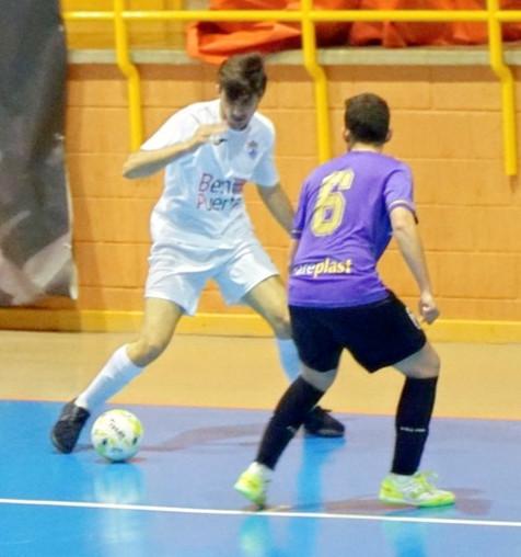 El CFS L'Alfas del Pi quiere vencer al líder Hercules San Vicente FS