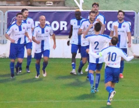 Galería de 69 fotografías del partido entre el CF Benidorm y el U. Alicante