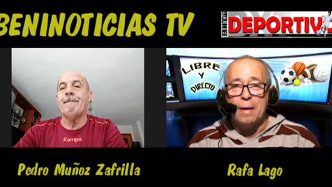Programa Libre y Directo del martes 27 de abril, con Pedro Muñoz y Rafa Lago