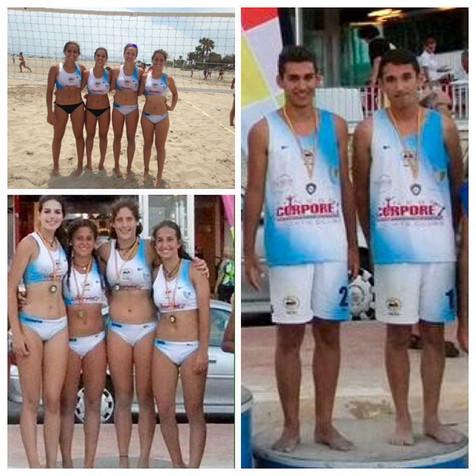 Resultados del Club Voley Playa Poniente Benidorm