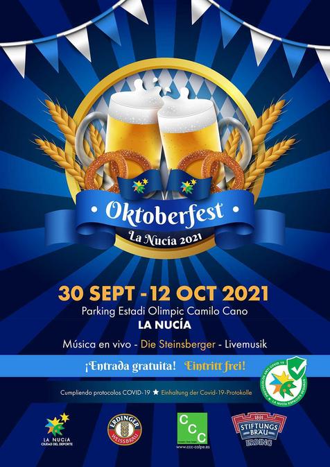 Agenda cultural comarcal del 27 al 3 de octubre