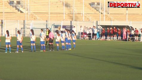 Vídeo resumen del partido entre el Femenino A del At. Benidorm y el Intercity