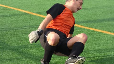 Jornada VIII de la Liga del Fútbol 7 Veteranos