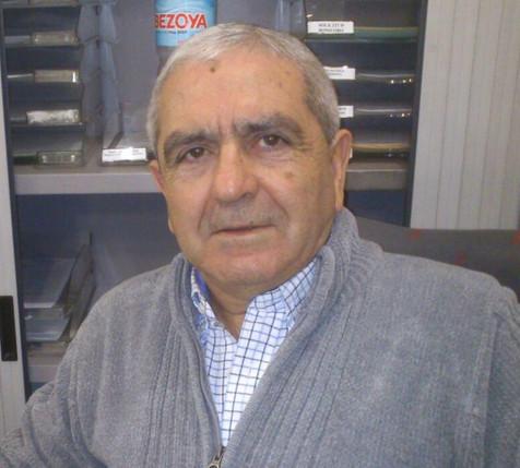 Fallece Enrique Reche Segura