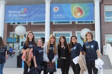 Alumnos del Lope de Vega presentan en Madrid propuestas para mejorar la Educación
