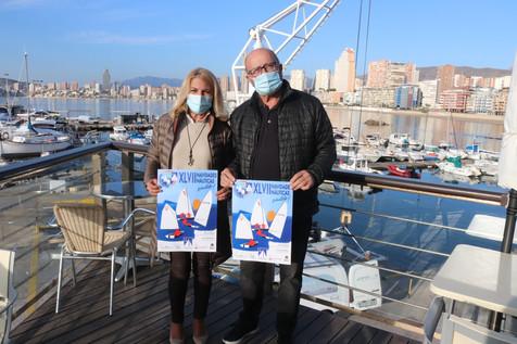 Este fin de semana arranca la XLVII Navidades Naúticas con la celebración de regatas en Vela Ligera