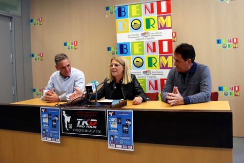 Benidorm acoge la primera edición del Taekwondo WT Olímpico 'Ciudad de Benidorm' dentro del
