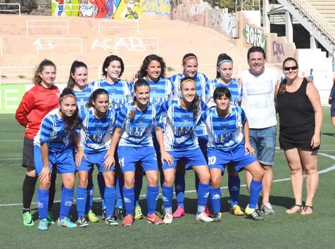 El PSOE denuncia que el PP no ha abonado la subvención al equipo de fútbol de femenino de Benidorm q