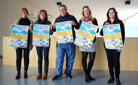 Bienestar Social, Deportes y Aspanion convocan el domingo el III Trofeo por una sonrisa