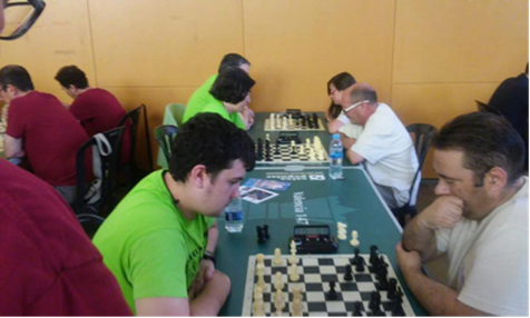 No pierde ningún equipo de la comarca en la Liga de Ajedrez Provincial