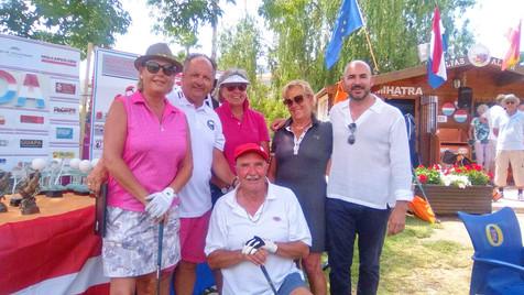 Este fin de semana se ha celebrado la Copa Holanda de Golf en l'Alfàs del Pi