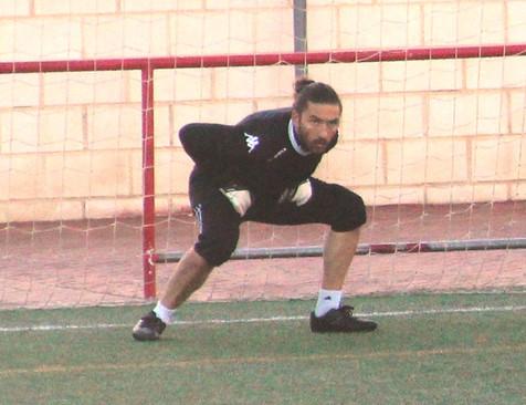IX Jornada de la Liga del Fútbol 7 Veteranos de Benidorm