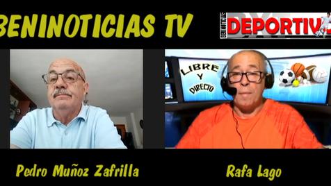Programa Libre y Directo del martes 4 de mayo, con Pedro Muñoz y Rafa Lago