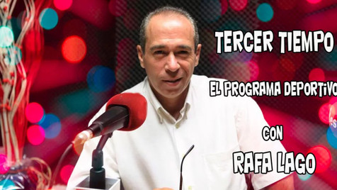 Ya puede escuchar el programa Tercer Tiempo de Radio4G del lunes 20 de mayo, con Rafa Lago