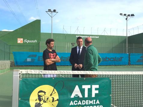 """El torneo ATP Challenger 150 """"David Ferrer""""se adelanta al 23 de septiembre"""