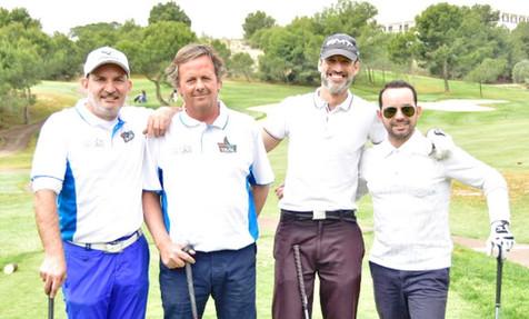 El equipo del Joven Club de Golf el Faro del Albir Gana la Copa Levante-Memorial Francisco Gil
