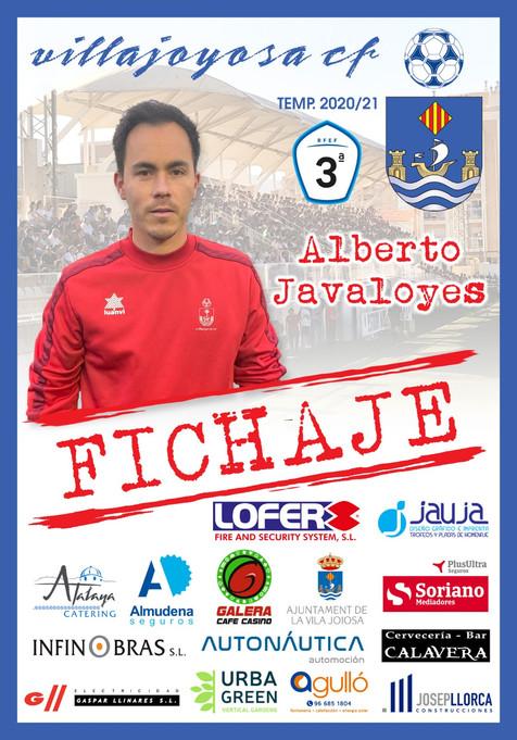 El Villajoyosa CF ficha al preparador físico Alberto Javaloyes