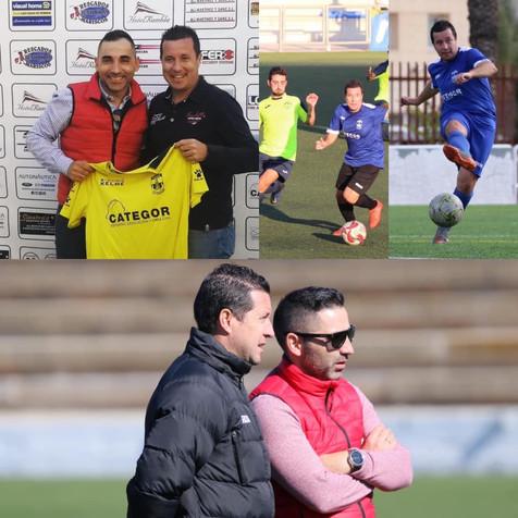 Jaime Agulló será el segundo entrenador de Villaescusa en el CF Calvari Benidorm
