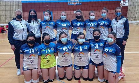 El equipo Servigroup Playas de Benidorm Cadete Femenino B ha ganado contra CD Biarense