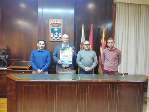 """Tres equipos de fútbol participarán en el I Torneo Juvenil de Navidad """"Ciudad de Villajoyosa"""""""