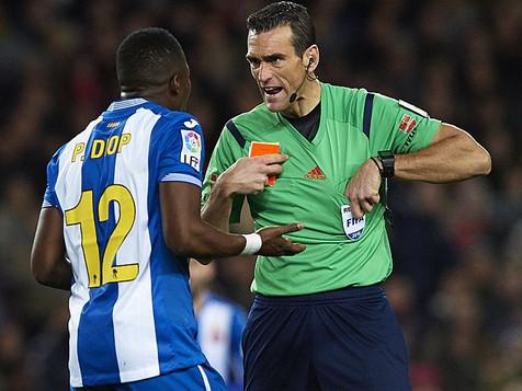 Los datos demuestran que Martínez Munuera es uno de los mejores árbitros de España