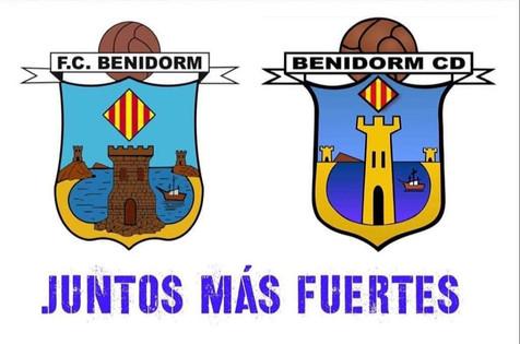 Se hace oficial la fusión del Fundación Benidorm CD y el Ciudad de Benidorm