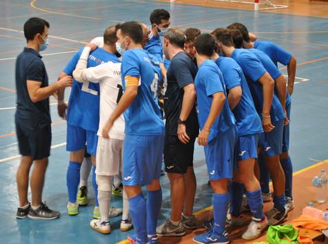 El CFS L'Alfas del Pi pierde ante el CD La Vila FS