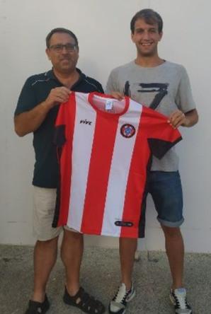 Otro fichaje para  el Atlético Jonense