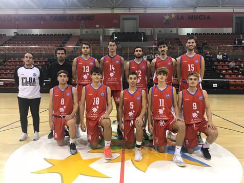 La Nucía-UA pierde con el CB Ifach y recibe al Cartagena este domingo
