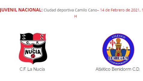 El CF La Nucía cobrará a los aficionados del Juvenil A por ver los partidos en Streaming