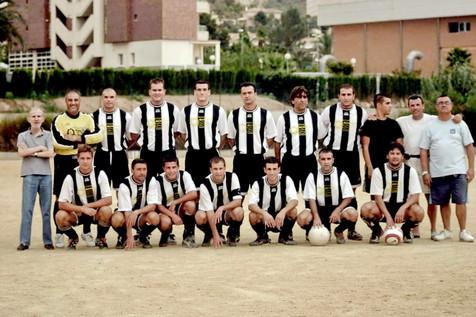 Fotos para el Recuerdo: Fútbol Aficionado de Benidorm Temporada 2004-2005