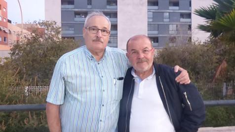 Félix Román, antiguo directivo del Calvari apoya al Presidente José Santiago López