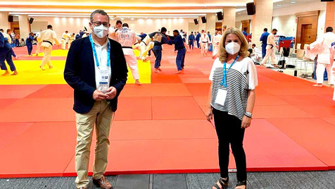 El mejor judo mundial se da cita en Benidorm