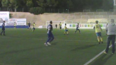 El CF Benidorm B se impone al At Callosa en el derbi comarcal