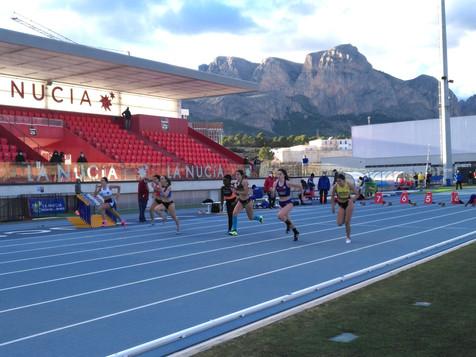 El II Control Individual Absoluto Federado se celebró en el Estadi Olímpic