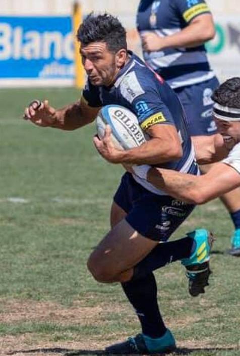 """Fallece Bruno René Villalba """"Coco"""", componente del Club de Rugby La Vila"""