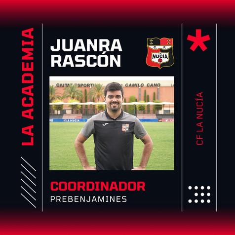 Presentados los coordinadores del CF La Nucía