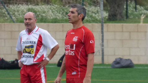 Cuatro equipos se destacan en la Liga del Fútbol 7 Veteranos