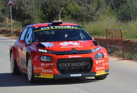 El 26 Rallye de La Nucía tendrá 128 km. de competición en 8 tramos