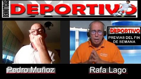 Ya puede ver el programa Libre y Directo del martes 24 de noviembre con Pedro Muñoz y Rafa Lago