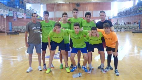 "III Torneo de Futbol Sala Base 2016 ""Benidorm Futbol Sala"""